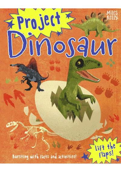 Projects - Dinosaurs Cover