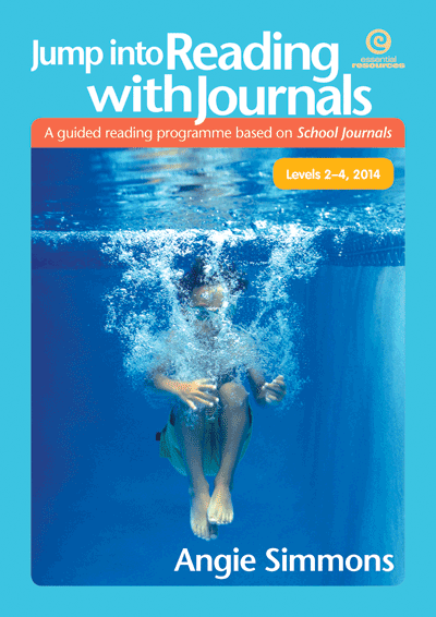 Jump into Reading with Journals (Levels 2-4), 2014 Cover