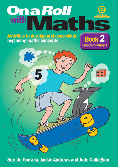 Essential Resources | On a Roll with Maths Emergent to Stg 1 Bk 2 by ...