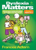 Dyslexia Matters Bk 1 Ages 5-7