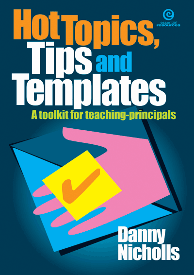 Hot Tips, Topics and Templates Cover