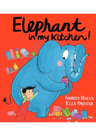 Elephant in my Kitchen Cover