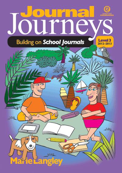 Journal Journeys, Level 3, 2012-2013 Cover