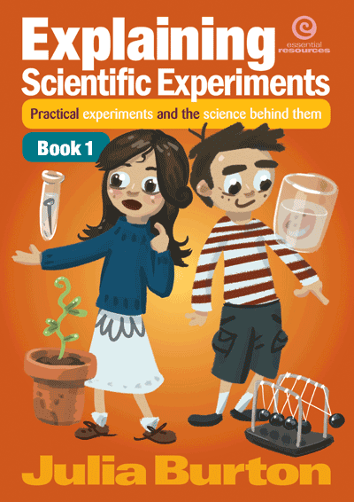 Explaining Scientific Experiments - Bk 1 Cover