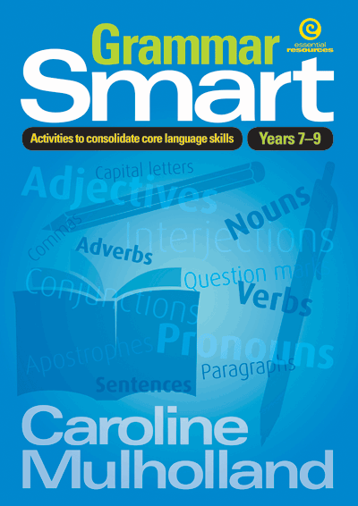 Grammar Smart for Yrs 7-9 Cover