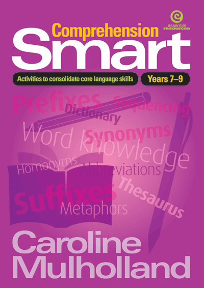 Comprehension Smart for Yrs 7-9 Cover