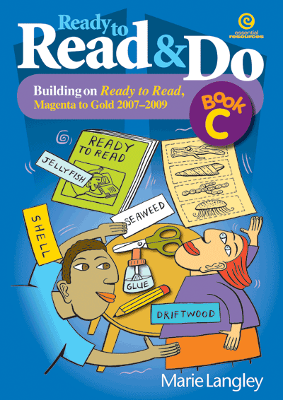 Ready to Read & Do, Bk C Cover