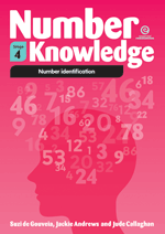 Number Knowledge: Number identification (Stage 4)