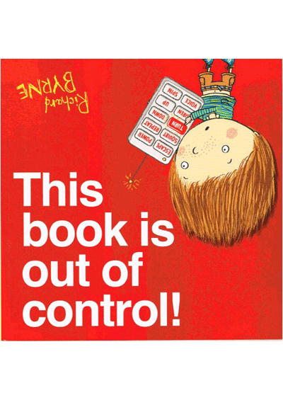 This book is out of control! Cover