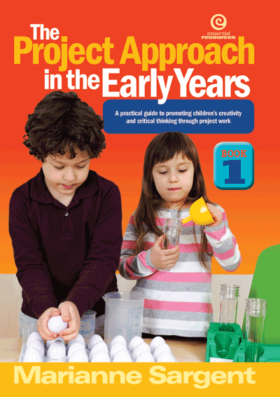 Project Approach in the Early Years Bk 1 Cover