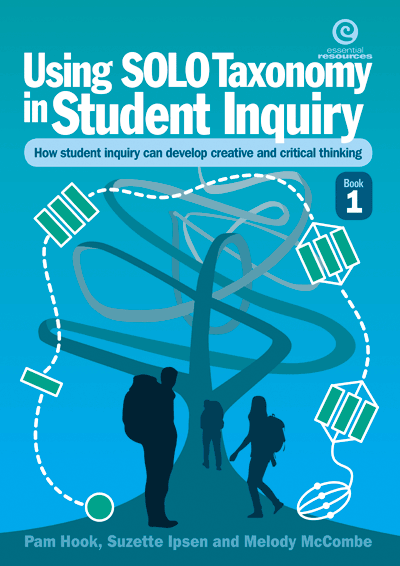 SOLO Taxonomy in Student Inquiry - Bk 1 Cover