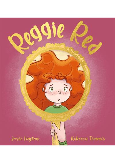 Reggie Red Cover