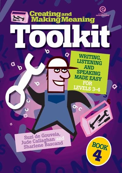Creating and Making Meaning Toolkit (L3-4) Cover