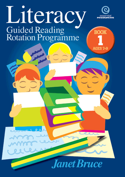 Literacy: Guided Reading Programme Bk 1 Cover