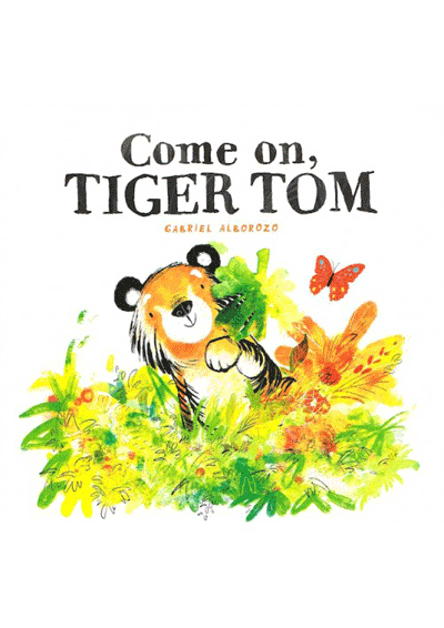 Come on, Tiger Tom Cover