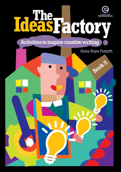 The Ideas Factory Bk 5 Cover