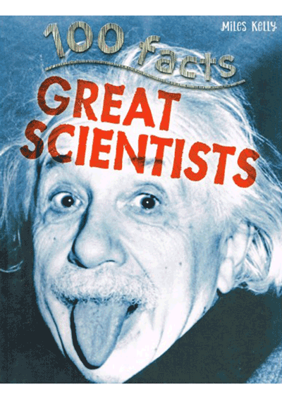 100 Facts - Great Scientists Cover