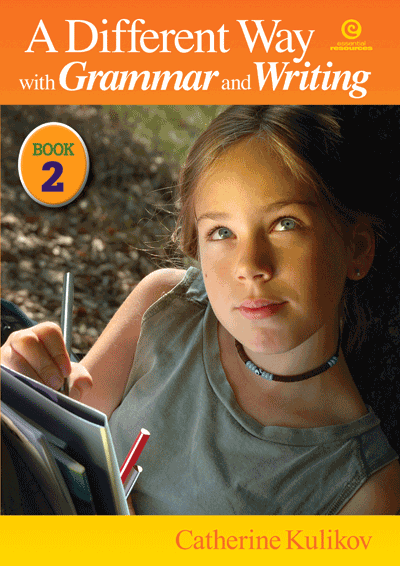 A Different Way with Grammar and Writing Bk 2 Cover