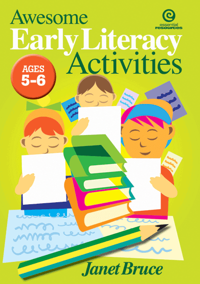 Awesome Early Literacy Activities for Juniors Cover