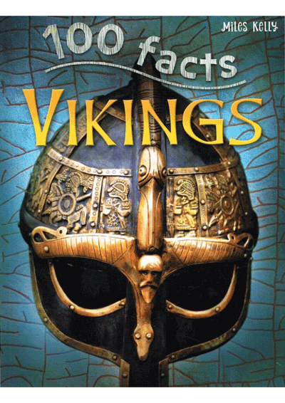 100 Facts - Vikings Cover