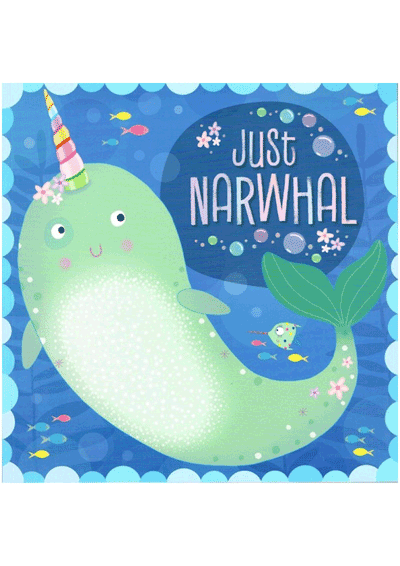 Just Narwhal Cover