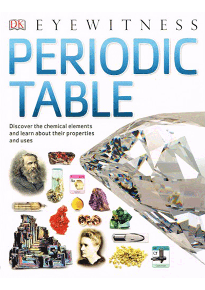 DK Eyewitness - Periodic Table Cover