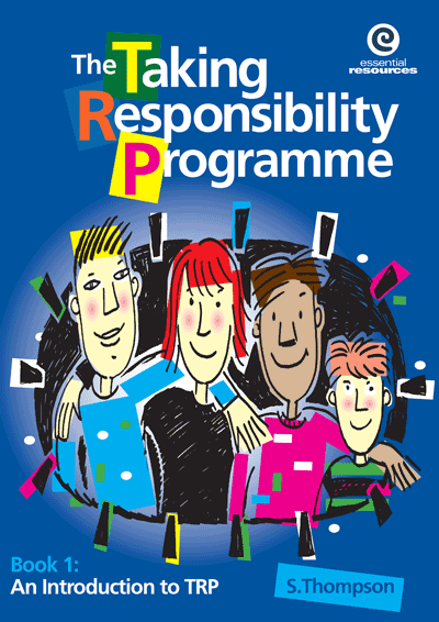 The Taking Responsibility Programme Bk 1 Cover