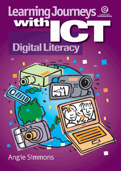 Learning Journeys with ICT: Digital literacy Cover