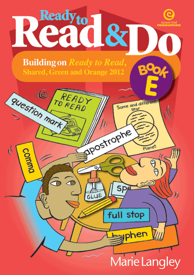 Ready to Read & Do, Bk E Cover