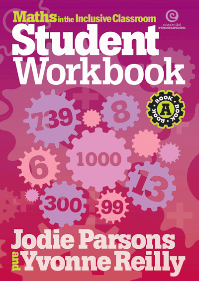 Maths in the Inclusive Classroom Workbook A Cover