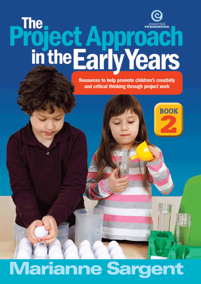 Project Approach in the Early Years Bk 2 Cover