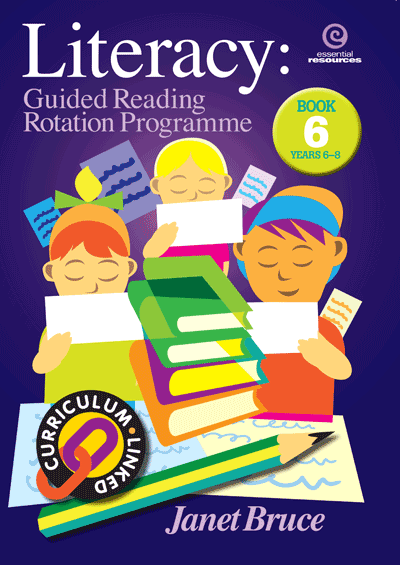 Literacy: Guided Reading Rotation Programme Bk 6 Cover
