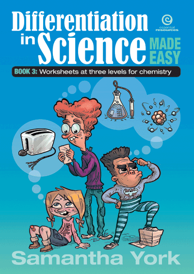 Differentiation in Science Made Easy Chemistry Cover