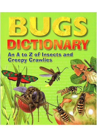 Bugs Dictionary Cover