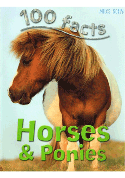 100 Facts - Horses & Ponies Cover