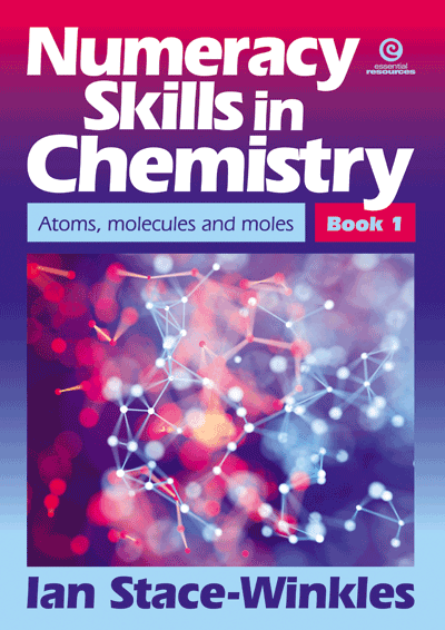 Numeracy in Chemistry - Book 1 Cover