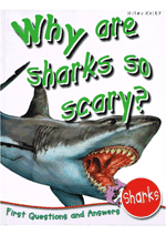 Why are sharks so scary?
