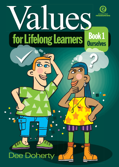 Values for Lifelong Learners Bk 1: Ourselves Cover