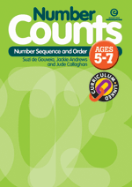 Number Counts: Sequence and order (Stages 1-3)