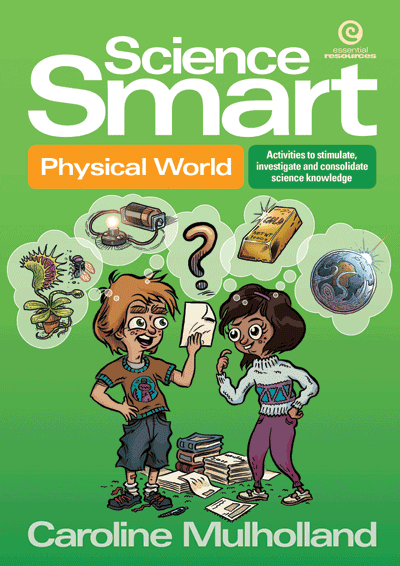 Science Smart - Physical World Cover