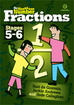 No Nonsense Number Fractions: Stages 5-6