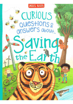 Curious Q&A - Saving the Earth