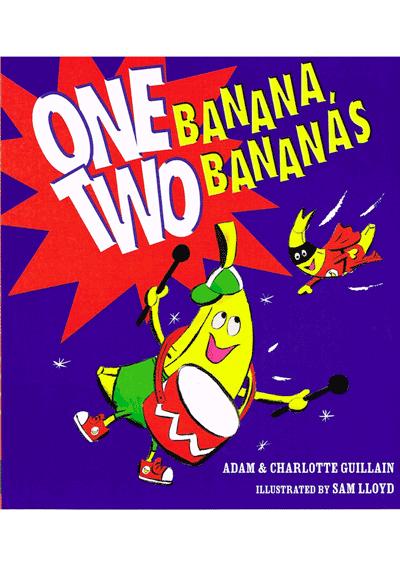 One Banana Two Bananas Cover