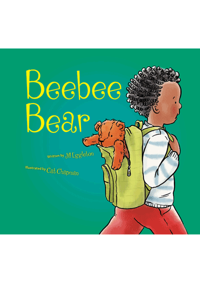 Beebee Bear Cover