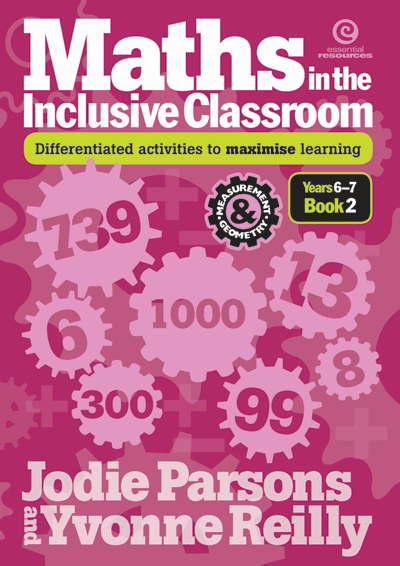 Maths in the Inclusive Classroom Yrs 6–7 Bk 2 Cover