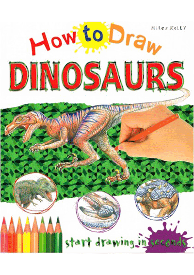 HTD - Dinosaurs Cover