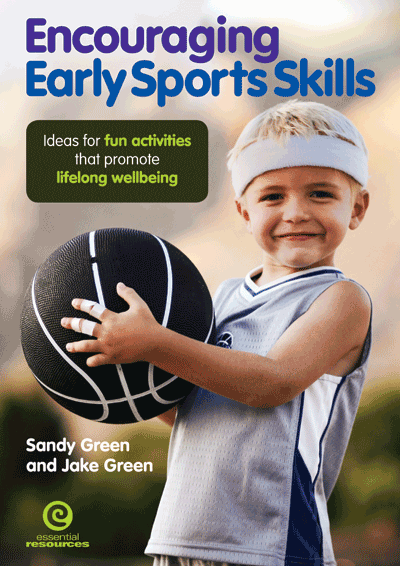 Encouraging Early Sports Skills Cover