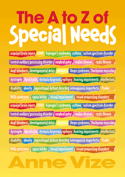 A to Z of Special Needs Cover