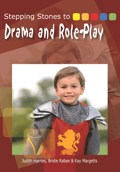 Stepping Stones to Drama and Role Play Cover