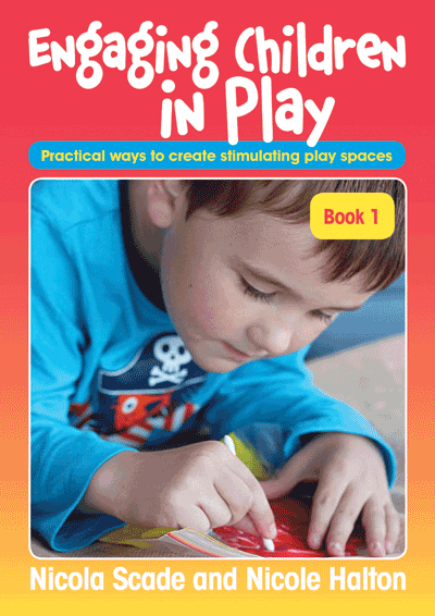 Engaging Children in Play - Book 1 Cover